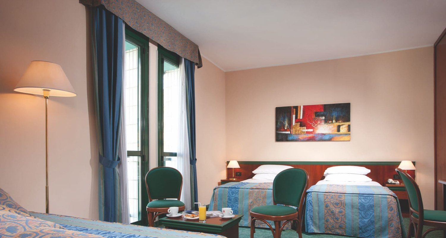 In milan you will feel right at home at our hotel raffaello hotel